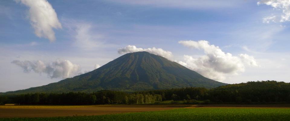 ニセコ 羊蹄山