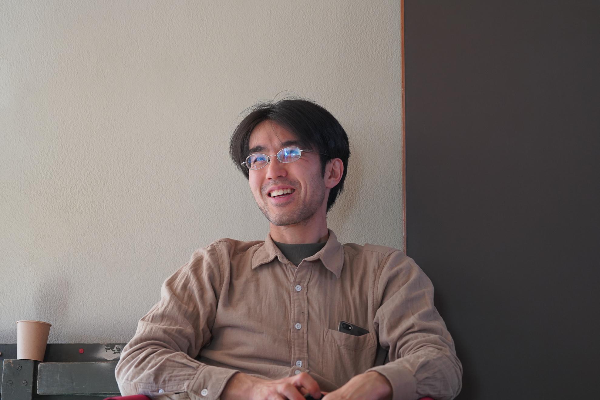 サスティナブルな暮らしをしている吉澤俊輔氏も島牧村から参加